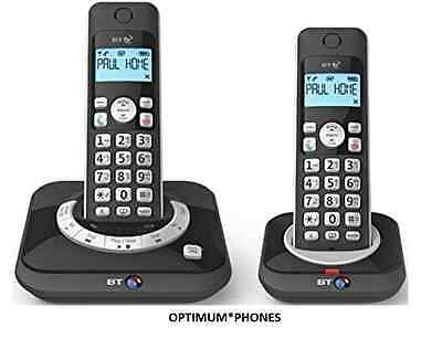 Bt 3530 Twin Digital Cordless Telephone With Answering Machine