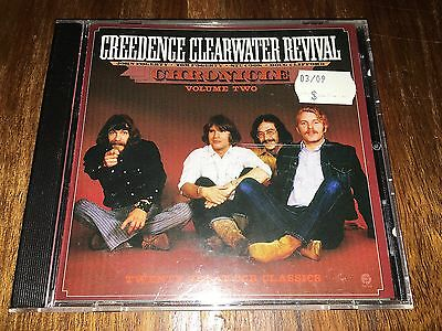 Creedance Clearwater Revival - Greatest Hits Vol 2 Cd $$$Cheap$$$