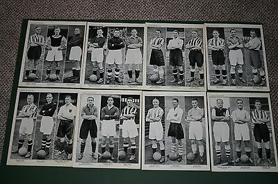 Topical Times Football Photographs 1940's