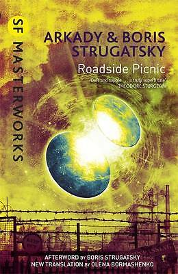 Roadside Picnic, Strugatsky, Arkady, Strugatsky, Boris, New