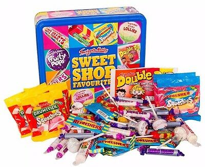 Swizzels Matlow Sweet Shop Favourites Tin 750G - Retro Gift