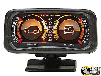 Land Rover Discovery 3 Universal Inclinometer With Back Light