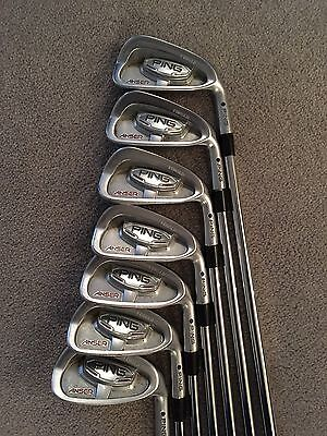 Ping Anser Irons 4-PW 5.5 Project X