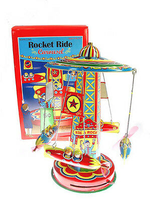 Schylling Rocket Ride Carousel