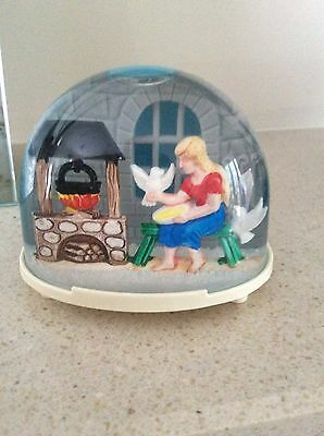 Snow globe made in Germany 2""