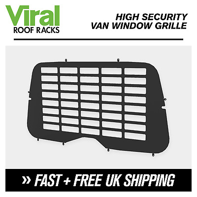 VW Caddy 2015-On Van Guard Rear Tailgate Window Security Grille Steel VG332P
