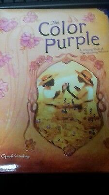 The Color Purple: A Memory Book by Lise Funderberg (Hardback, 2006)