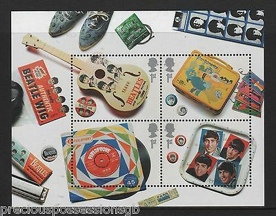 GB QEII 2007 The Beatles Miniature Sheet MNH SG MS2692 10% OFF ANY 5+