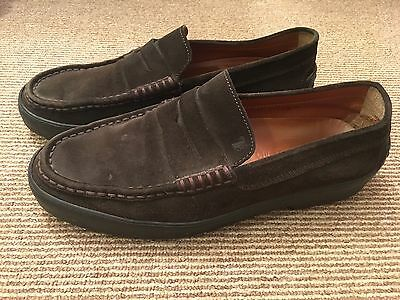 Men's Tod's Suede Loafer/Driving Shoes Size UK 9.5