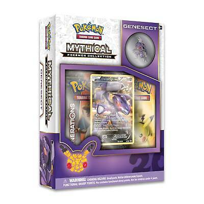Pokémon Mythical Collection Genesect - english