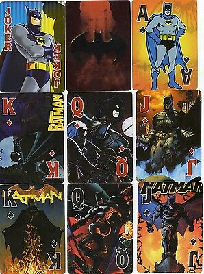 "SUPERB PACK ""Batman (SUPERB CARDS)"" PACK of Playing Cards"