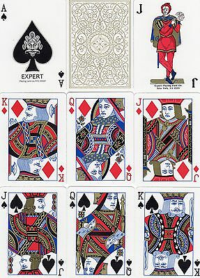 """SUPERB PACK """"Bicycle Type - Classic Gold (Expert Playing Card Co)"""" Play Cards"""
