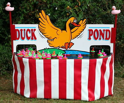 Duck Pond Water Table Carnival Frame Game, Great Birthday Party Fun Year Round