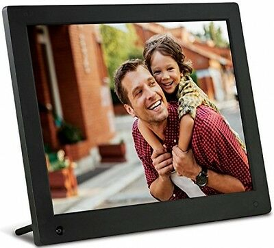 NIX Advance - 12 inch Digital Photo and HD Video (720p) Frame with Motion 8GB