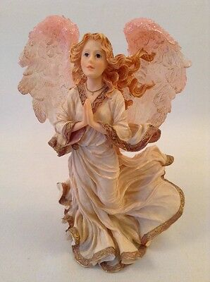 The Charming Angel Figurine Decorative Collectible Boyds Collection Guardian