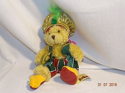 """8"""" bears """"the teddy bear collection"""" with tags. ambrose, fergus gary & others"""