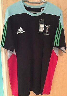 Harlequins Rugby Climacool Training T-shirt XL