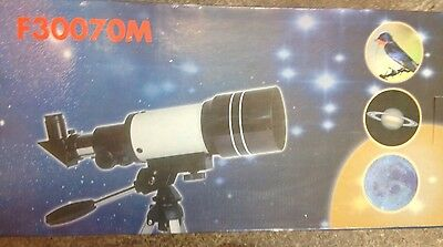 Terrestrial And Astronomical Telescope F300 70m