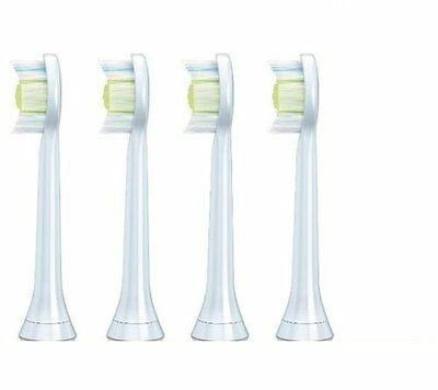 4 pcs Tooth Brush Heads for HX6064 Philips Sonicare Diamond Clean Replacement