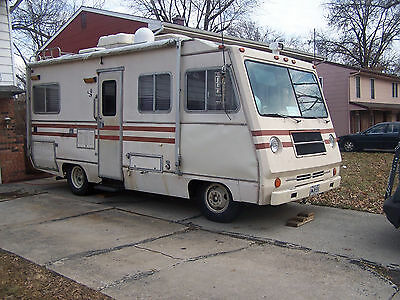 1973 Classic Dodge 20 Foot Rv Fully Restored To Better Than New