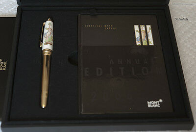 Montblanc 2006 Annual Edition Fountain Pen, Daphne --170111