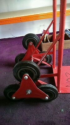 Hand Trolley 200Kg Sack Truck Sack Barrow Trolley Stair Climber Cart NORWICH