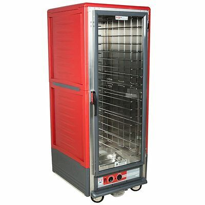 Metro Full Height Insulated Heater Proofer With Fixed Pan Slides - C539-Cfc-4