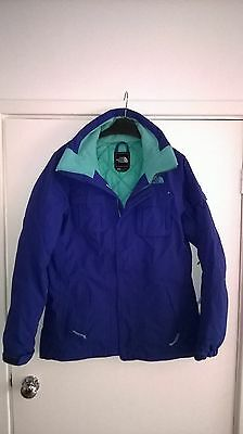 North Face Women's ski jacket and pants set