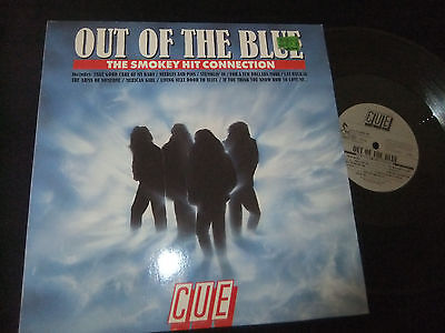 Cue-Out Of The Blue Ep 1988 Electronic Rock Pop  Italo Disco Synth Pop Germany