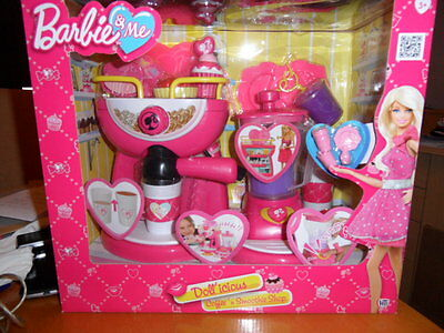 Barbie & Me Doll'icious Coffee N Smoothie Shop Great Gift