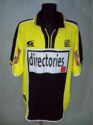 BSC Young Boys 2001 2002 XL Gems Home Shirt jersey rare TOP CONDITION