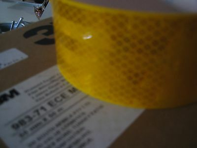 Reflective tape 55mm wide 3M product