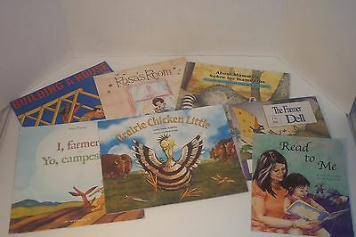 Lot Of 7 Childrends Books