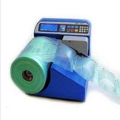 Air Pillow Maker Machine-Makes 8 Different types and size of Air Cushions