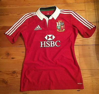 Rare British & Irish Lions 2013 Player Issue Match Rugby Shirt GPS Pouch