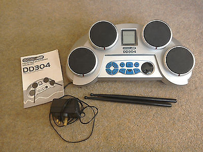 AS four pad electronic drum kit DD304