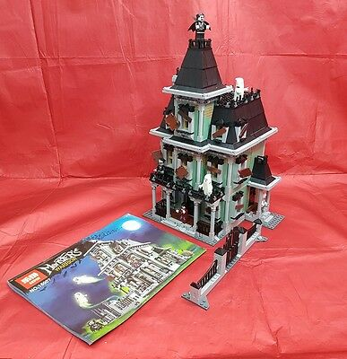 Lepin LeLe 16007 Monster House 10228 Clone Built and in Uk