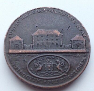1797 Dundee Penny Token