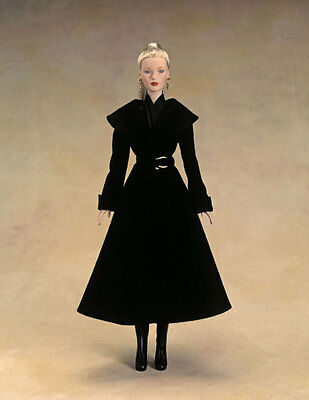 "1999 Tonner Tyler ""Cashmere Noir"" outfit only for 16"" doll NRFB LE 2500"