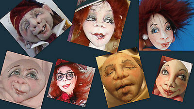 """*new* Needle-Sculpting, Drawing Expressive Faces Tutorial"""" Pdf Download"""