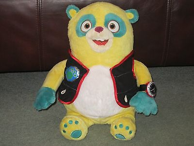 """Exc cond, Disney Store exclusive Special Agent Oso 14"""" soft plush"""