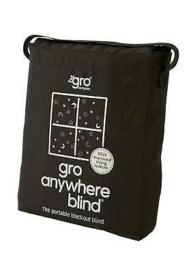 Gro Anywhere Portable Window Blackout Blind Baby Sleeping Shiftworker Blind