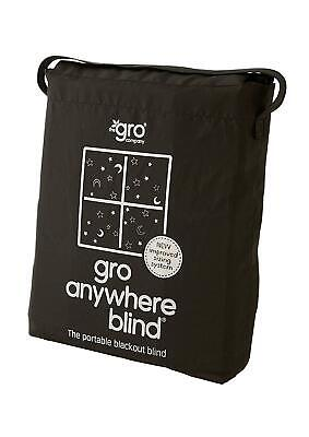 Gro Anywhere Portable Window Blackout Blind  FREE SHIPPING