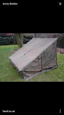 Military Vehicle Tent. 4x4 Land Rover. Off Road
