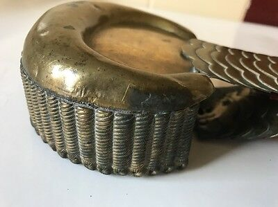 Epaulettes Brass Civil War French American English Navy Officer Army Napoleonic