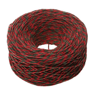 100M Paper String Rope Twine Party DIY Gift Wrap Craft Cord Card Making