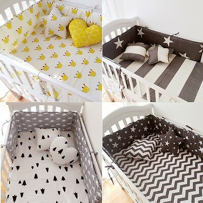 (1pcs bumper only)Fashion hot crib bumper infant bed,baby bed bumper fashion ...