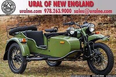 2016 Ural Gear Up 2WD Taiga Custom  Reverse Gear Black Powder Coated Drivetrain Brembo Brakes Financing & Trades