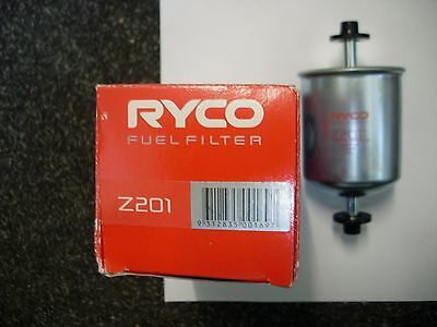 Ryco Fuel Filter Z201 - Ford/Holden
