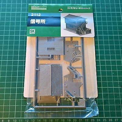 Greenmax No.2112 Wooden Signal Tower (1/150 N scale)